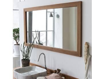 Spiegel aus Teak 140x70 Milano