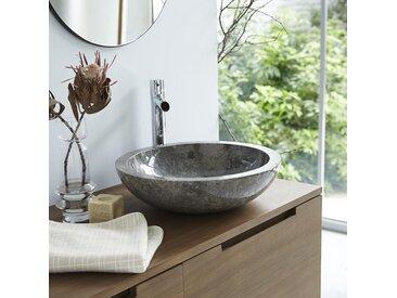 Waschbecken aus Marmor Calypso Grey