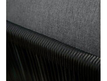 Loungemöbel-Chaiselongue - schwarz - Tchibo