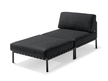 XL-Lounge-Set - schwarz - Tchibo