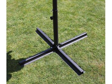 Leco-Stahl-Kreuzständer - anthrazit - Tchibo
