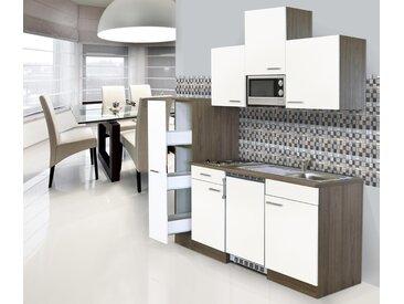respekta-Economy-Küchenblock - braun - Holz - Tchibo