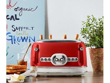 Toaster für 4 Scheiben - creme - Tchibo