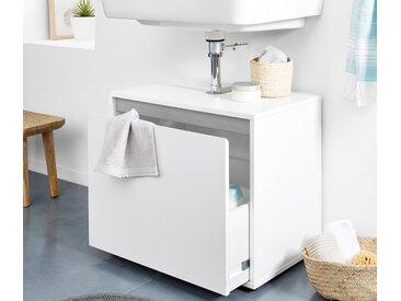 Waschbeckenunterschrank - braun - Holz - Tchibo