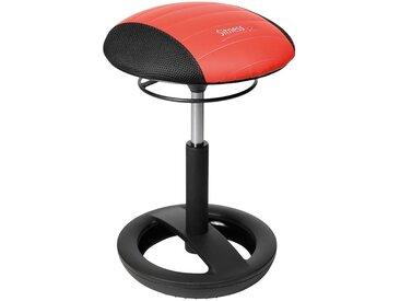 Topstar-Gaming-Hocker »Sitness RS Bob« - schwarz - Wolle - Tchibo