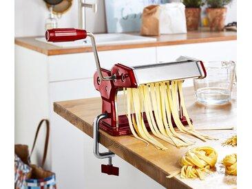 Edelstahl-Pastamaschine - silber - Edelstahl - Tchibo