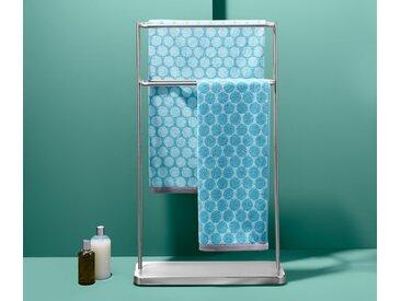 Handtuchhalter - silber - Edelstahl - Tchibo