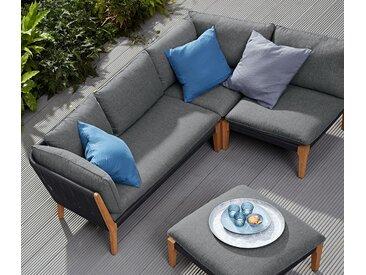 Lounge-Möbel-Ecke - schwarz - Tchibo