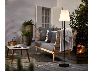 LED-Outdoor-Stehleuchte - weiß - Tchibo