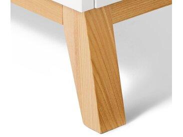 Multifunktionsschrank - weiß - Holz - Tchibo