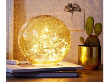 LED-Leuchtkugel - beige - Tchibo