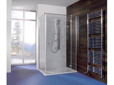 Breuer®-Dusche »Espira« Türanschlag rechts - silber - Tchibo