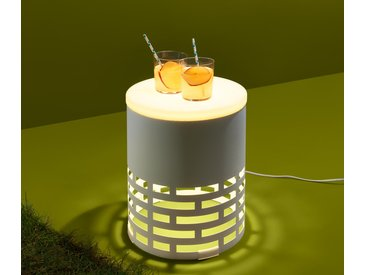 LED-Outdoor-Leuchte - weiß - Tchibo