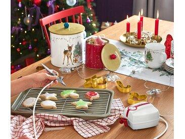 Torten- und Keks-Airbrush-Set - rot - Tchibo