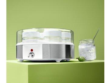 Elektrischer Joghurtbereiter - silber - Edelstahl - Tchibo