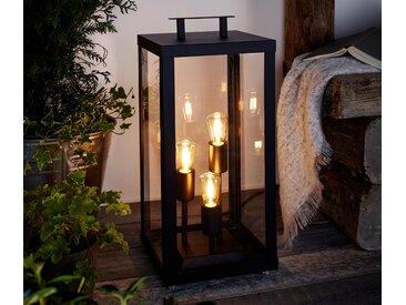 Outdoor-Leuchte »Laterne« - Schwarz - Tchibo