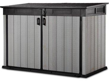 Universal-Aufbewahrungsbox XXL und Fahrradgarage  - schwarz - Tchibo