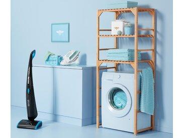 Massivholz-Waschmaschinenregal - Naturfarben - Massivholz - Tchibo