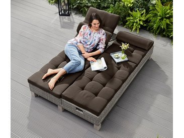 2-in-1: Daybed und Sofa