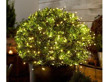 LED-Outdoor-Lichterkette - transparent - Tchibo