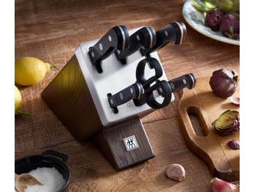 ZWILLING® Gourmet – 7-teiliger - schwarz - Edelstahl - Tchibo