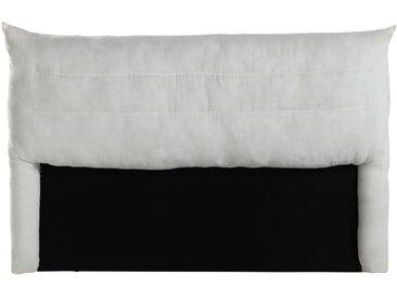Beziehbares Kopfteil 140cm Soft