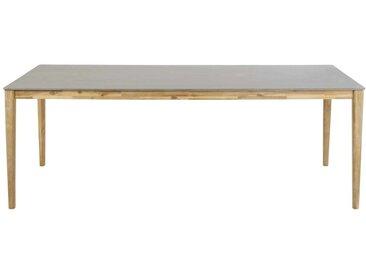 Gartentisch aus Zement für 8/10 Personen L220