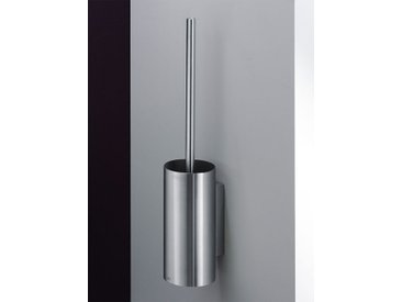 Zack Toilettenbürste Linea silber, Designer Zack Design, 44x11 cm