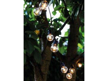 LED Lichterkette Starter Set Lucas Sirius schwarz