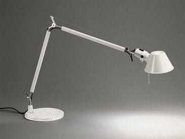 Tischlampe Tolomeo Tavolo Artemide weiß, Designer de Lucchi & Fassina, 123 cm