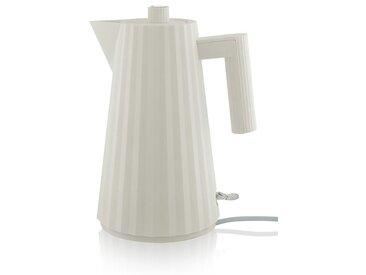 Wasserkocher Plissé Alessi, Designer Michele de Lucchi, 29x21x16 cm