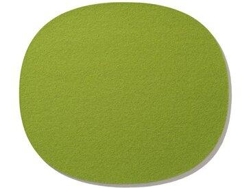 Hey-Sign Sitzauflage Eames Side Chair grün, Designer Bernadette Ehmanns, 0.5x35x31 cm