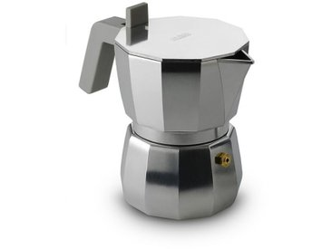 Espressokocher Moka Alessi, Designer David Chipperfield, 13.5x16 cm