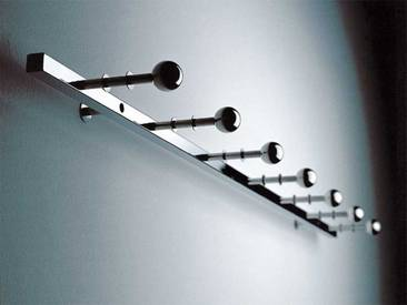 Garderobe Z Radius, Designer Andreas Zellmann, 1.5x97x12 cm
