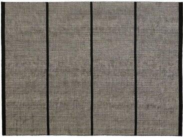 Teppich Helga Fabula Living grau, Designer Jens Landberg Schrøde, 0.7x170 cm