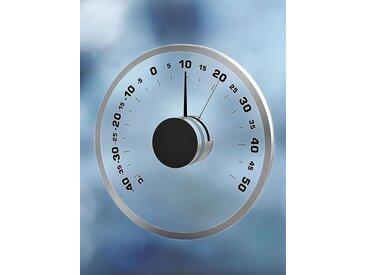 Fensteraußenthermometer Window Disc, Designer Hamm & von Heereman, 4 cm