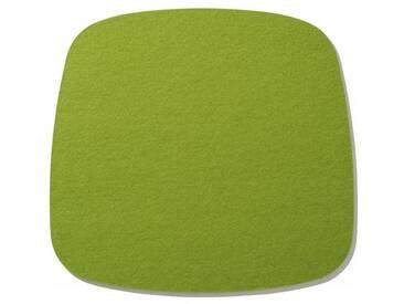 Hey-Sign Sitzauflage Eames Armchair, Designer Bernadette Ehmanns, 0.5x37x35 cm