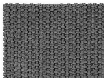 In- und Outdoormatte Uni grau, Designer pad concept, 72 cm