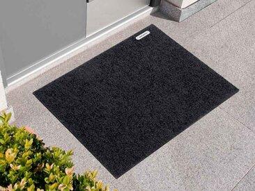 Fußmatte Picobello Keilbach schwarz, Designer Peter Keilbach, 0.9x87x57 cm