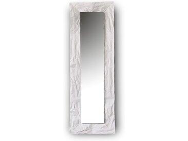 Spiegel Wow Mogg weiß, Designer Uto Balmoral, 214x64x4 cm