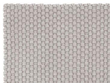 In- und Outdoormatte Uni beige, Designer pad concept, 72 cm