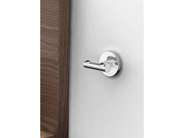 Zack Doppel-Handtuchhaken Scala, Designer Zack Design, 6x7x6 cm