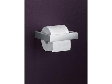 Zack Toilettenpapierrollenhalter Linea, Designer Zack Design, 3x14.7x15.2 cm
