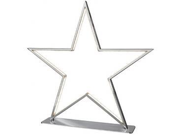 LED-Strahler Lucy sompex Silber, 33 cm