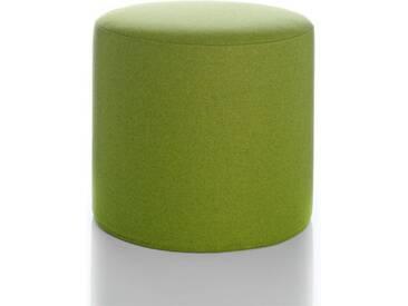 Softline Hocker Drum Grün, Designer Softline Design Team, 40 cm