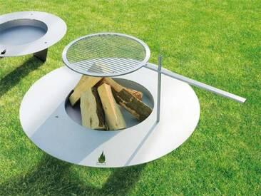 Grillrost für Fireplate Radius, Designer Ralph Kraeuter