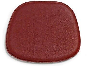 Sitzpad rot, Designer Thomas Albrecht, 2x38.5x36 cm