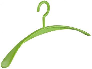Kleiderbügel Wing CW-Concept grün, Designer Wenisch & Partner, 20x45.5x4.5 cm
