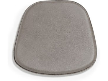 Sitzpad grau, Designer Thomas Albrecht, 2x42x42 cm