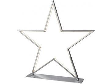 LED-Strahler Lucy sompex Silber, 50 cm